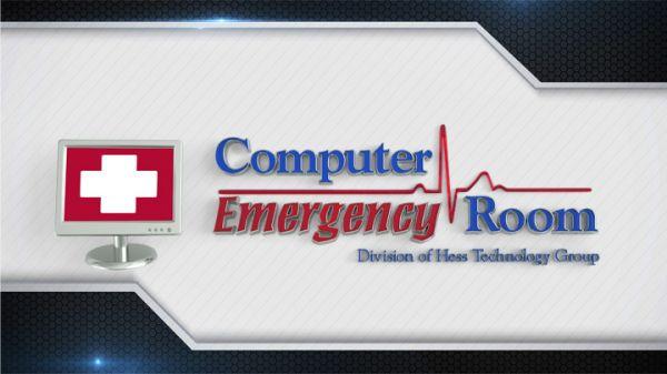 Computer Emergency Room