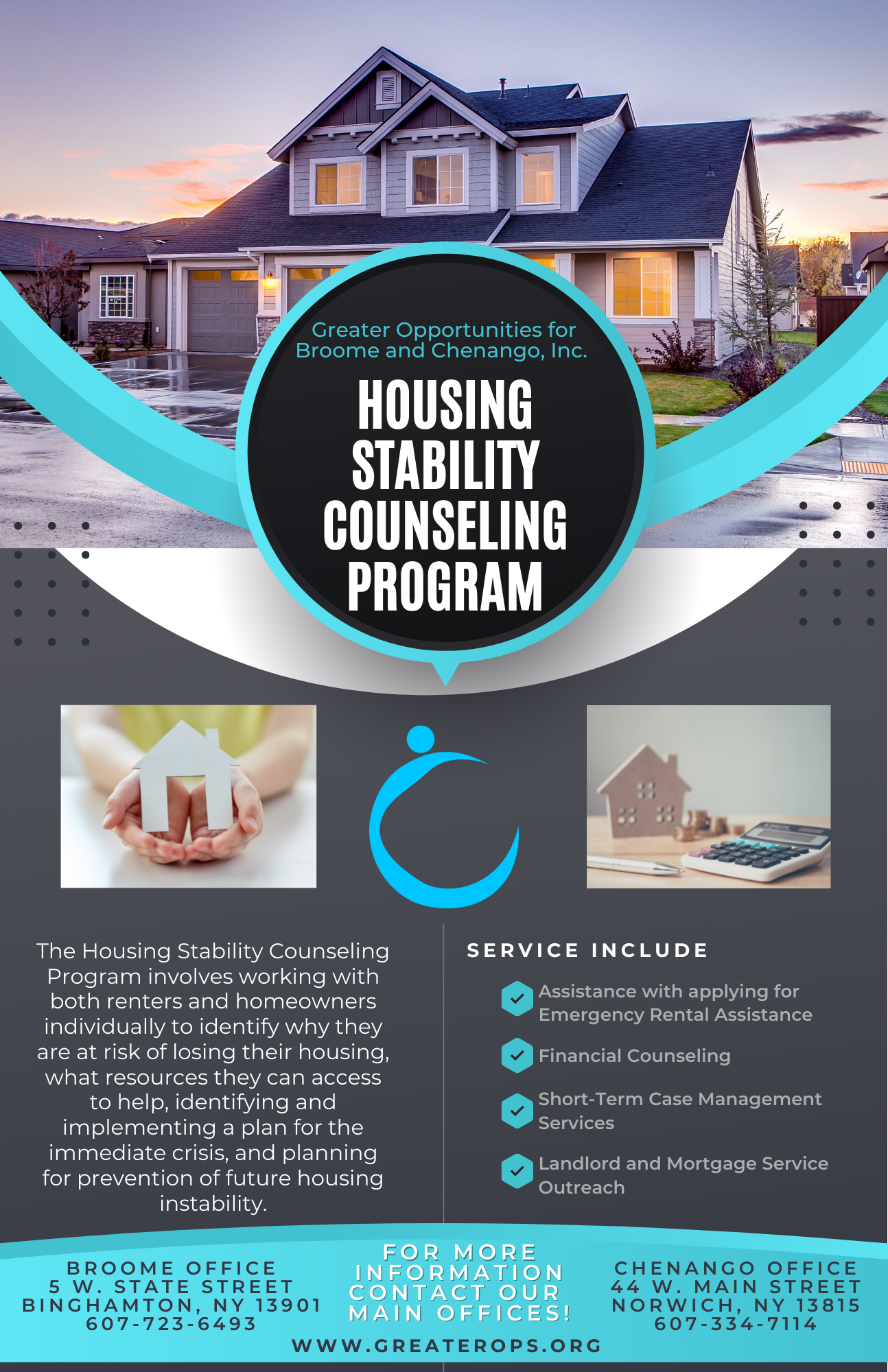 Housing Stability Counseling Program